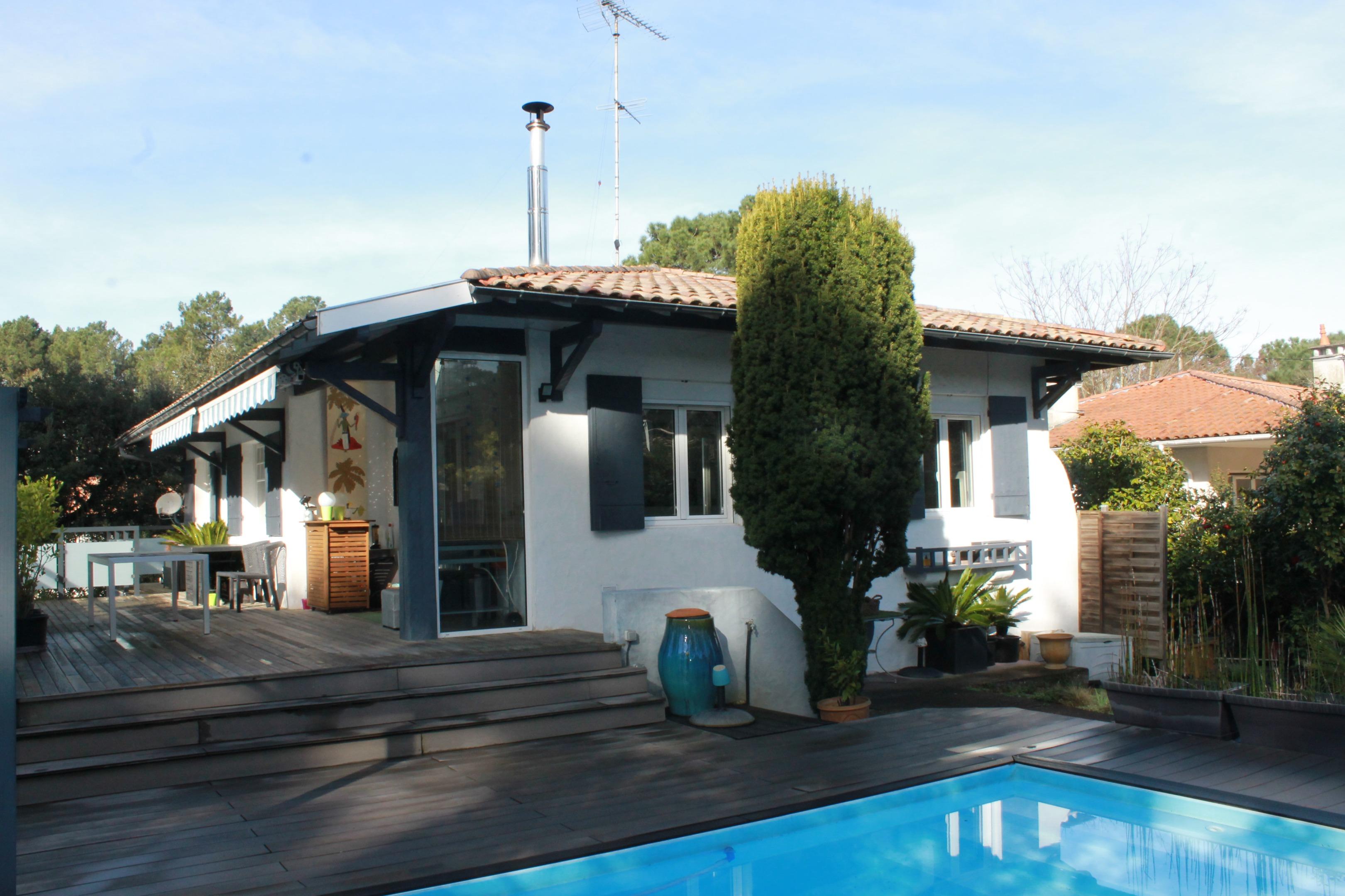 Vente au coeur des abatilles villa 5 chambres avec piscine - Chambre d hote piscine chauffee ...